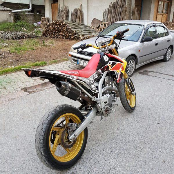 Honda CRF 250L Sticker Seti