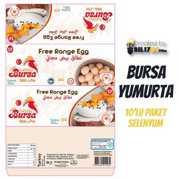 Yumurta Ambalaj Tasarımı