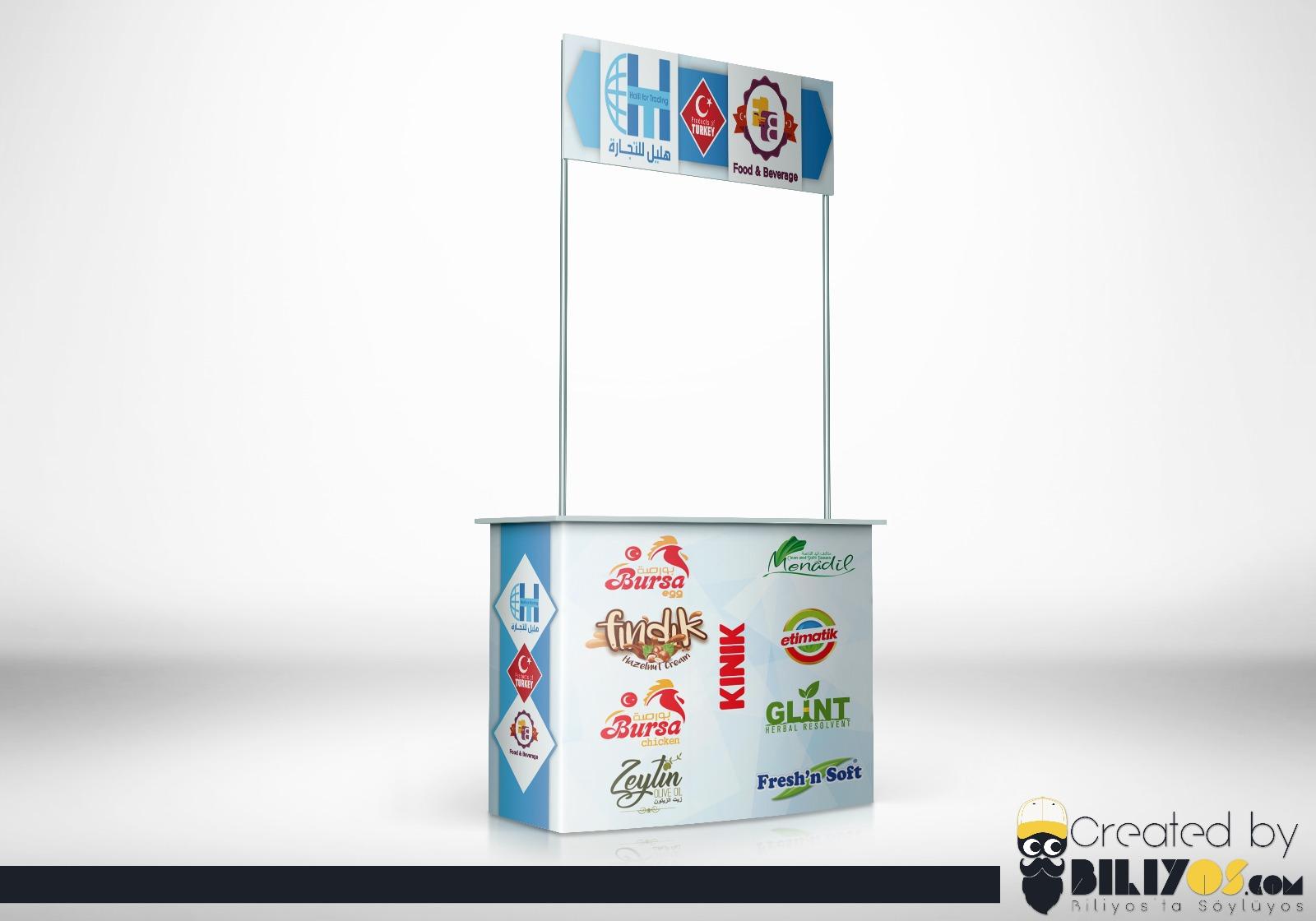 Fasulye Stand